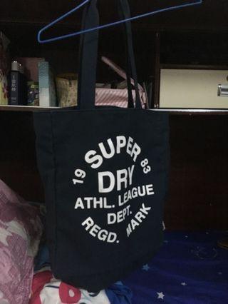 Superdry tote bag