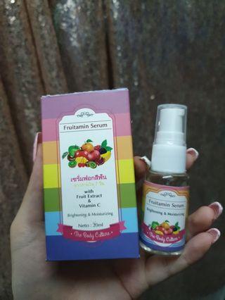 Frutamin serum the body culture