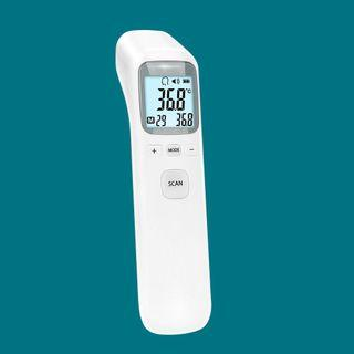Body Infrared Thermometer Non-contact IR Temperature Measurement Device(white) - intl