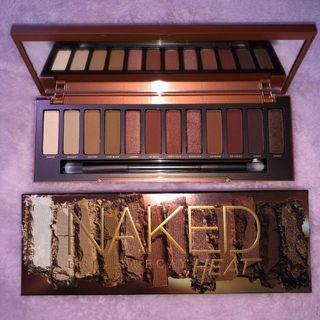 Urban Decay Naked Heat Pallete