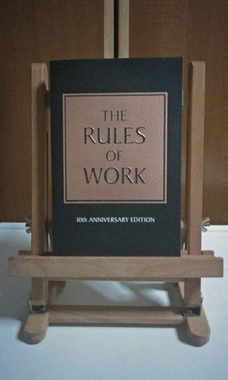 🚚 The Rules of Work