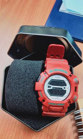 Casio G-Shock G-9000MX mudman Limited