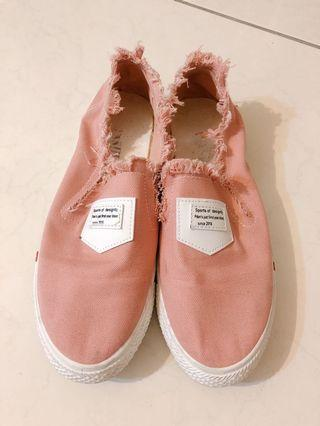 🚚 粉色輕便鞋 便鞋