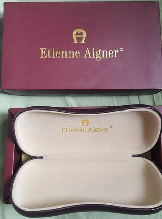 Souvenir - hard eyeglass box.