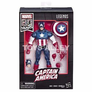 [Preorder] Marvel Legends 80th Anniversary Captain America