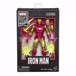 [Preorder] Marvel Legends 80th Anniversary Iron Man