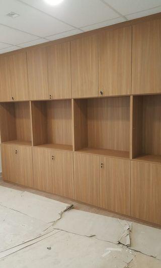 Carpenter customade full height wardrobe