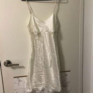 silky night gown #swapau
