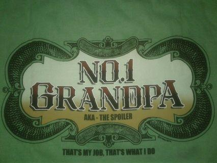 CRAZY SHIRT MONEY DYED NO.1 GRANDPA
