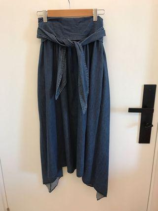 Apiece Apart Denim Skirt
