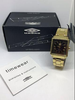 ⌚️NEW - UMBRO Unisex Bracelet Watch ◀️只限順豐,運費到付