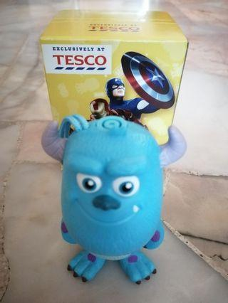 Sulley Mini Figurine #junetogo