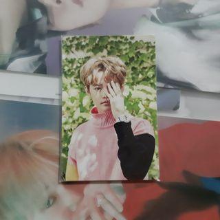 [WTS] NCT SG17 CHENLE PHOTOCARD