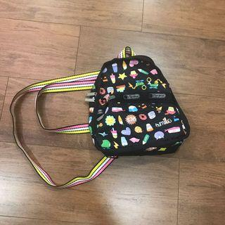 🚚 Authentic LeSportSac mini backpack