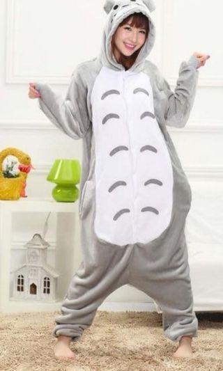 🚚 Totoro costume