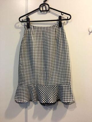 🚚 Cantwo魚尾造型裙