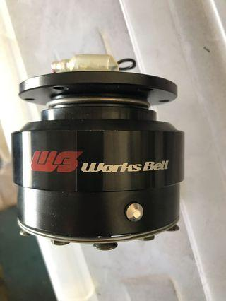 Boss kit , quick release , Honda Civic type r , Fd2r , Works bell