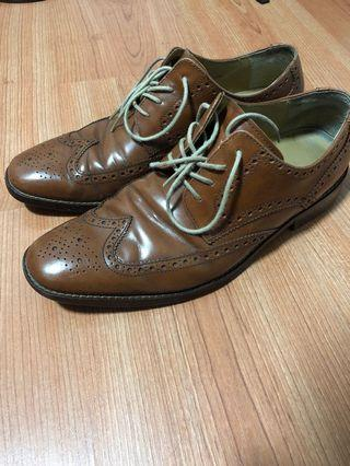 (Used) Cole Haan Wingtip Derby