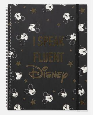 A4 Spinout Notebook - 120 Pages