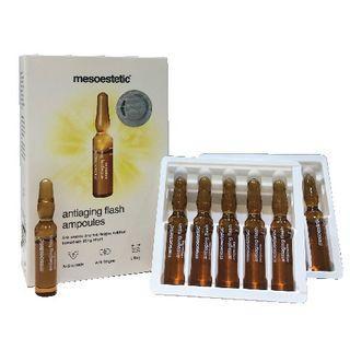 正貨Mesoestetic Antiaging Flash Ampoules速長楠竹安瓶精華