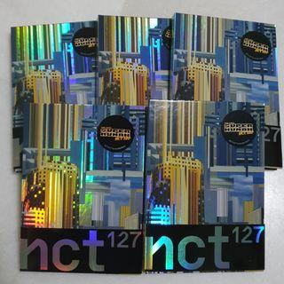 $6 SALE NCT 127 WE ARE SUPERHUMAN INSTOCK UNSEALED ALBUM
