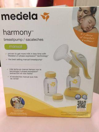 Medela Harmony Manual Breastpump