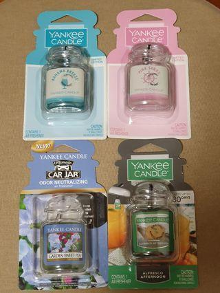BN Yankee Candle Car Jar