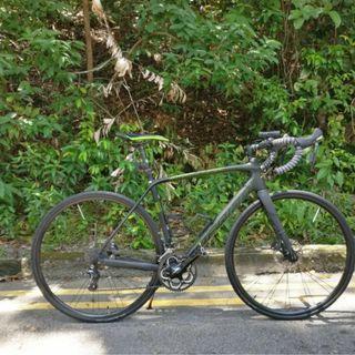 Merida Scultura 5000 disc ultegra 6800 carbon road bike