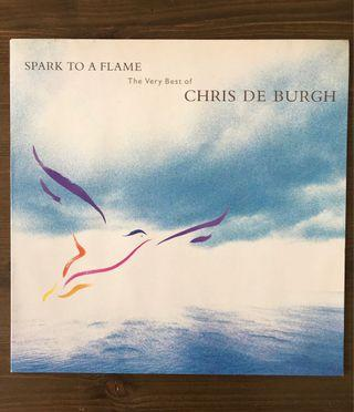 Chris de Burgh - SPARK TO S FLAME THE VERY BEST OF LP