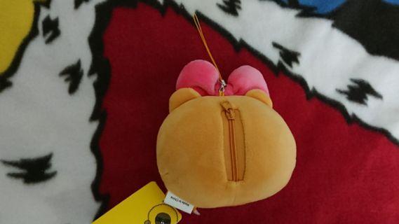 (大清貨) ribbon ryan mochi pouch