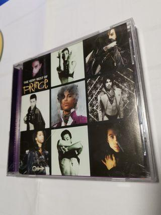 2001... The very best of PRINCE