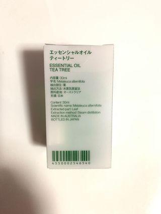Muji essential oil [ Tea Tree ]