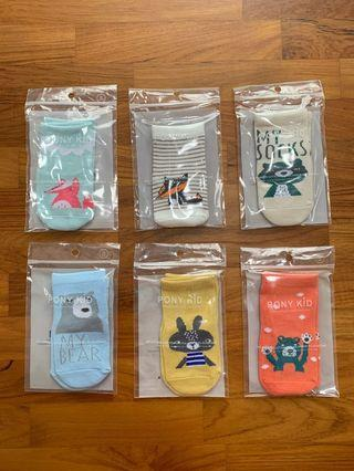 0-12 month Baby's Socks