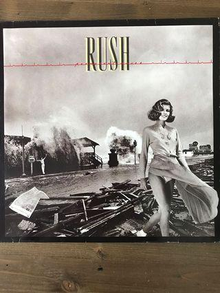 Rush - PERMANENT WAVE 1980 LP