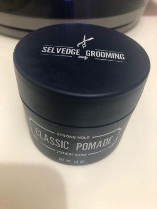 Selvedge Grooming (Strong Hold)