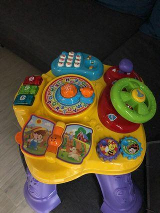 V tech 4 in 1 toys