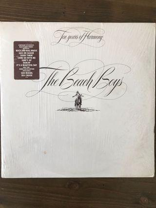 The Beach Boys - 10 Years of Harmony 2-LP set