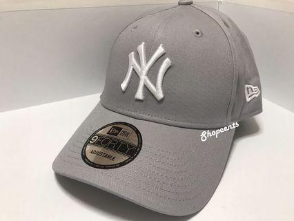 🐘🐘全新New Era 大象灰Yankees Cap帽