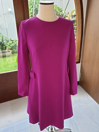 Emorly A Line Dress by Ted Baker.