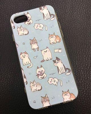 iPhone 7 cat phone case 🐱