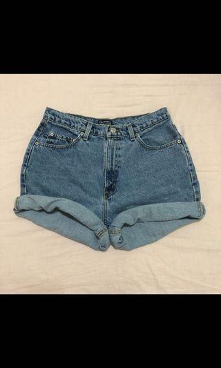 🚚 Ralph Lauren Mom Highwaisted shorts