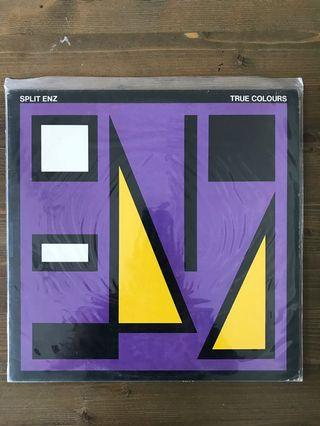 Split Enz - True Colours US LP