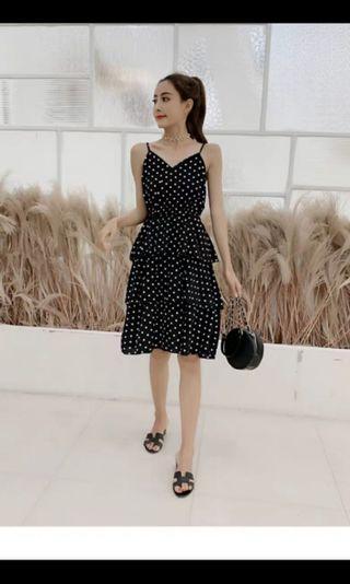 🚚 Polka Dot Dress