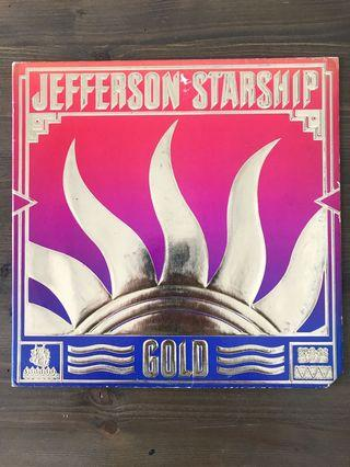 Jefferson Starship - GOLD LP