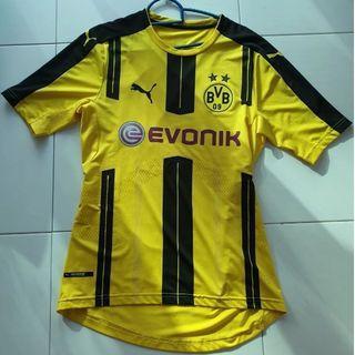 Used Player Version Soccer Jersey Football Shirt Dortmund  Italy