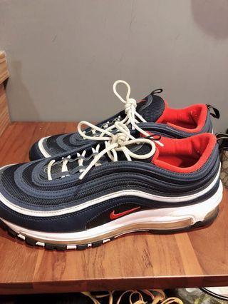 Nike97藍橘2700(9成新)美/11號