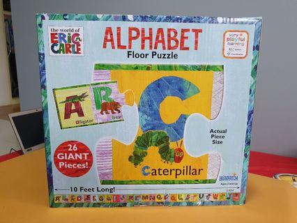 The World Of Eric Carle Alphabet Floor Puzzle