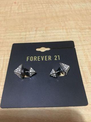 全新Forever 21耳環