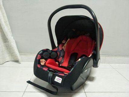 Sweet Cherry Car Seat Carrier
