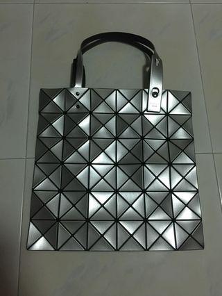 Issey Miyake Bao Bao - Silver (Authentic)